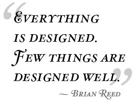 Design Quote of the Week